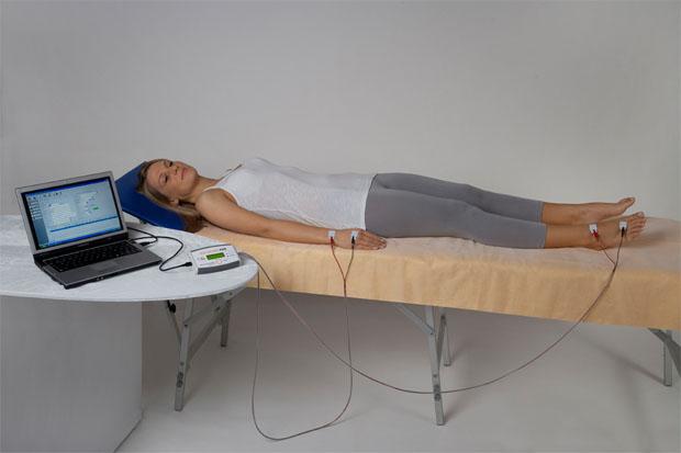 body impedanz analyse
